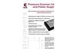 Model T-Daq - Miniature Thermocouple Scanner Brochure