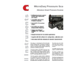 Model 16HD, 32HD & 64HD - Miniature Pressure Scanners Brochure