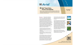 Ariel Rules, Phrases, Templates Brochure