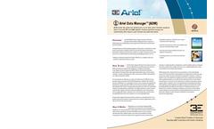 Ariel Data Manager (ADM) Software Brochure