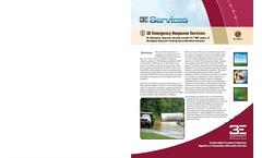 3E Emergency Response Brochure
