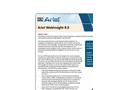 Ariel WebInsight 8.0 Alert Brochure