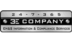 3E Company Launches Tool for Accessing Compliance Research and Analysis Data Online