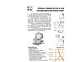 Pitbull - Model C2C & C2S - Condensate Return Pumps Datasheet