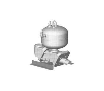 Pitbull - Model C2C & C2S - Condensate Return Pumps