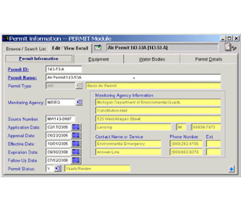 A-V-Systems - Clean Air Act / Title V Compliance and Management Software