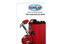 Ulma - 20KW - Boiler Installation and Maintenance Brochure