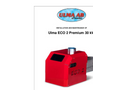 Ulma - Model Eco 2 Premium (30 kW) - Pellet Burner - Brochure