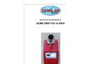 Ulma - 2000 TCA - Pellet Burner Manual