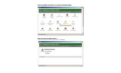 Ecological - Version MIST - Management Information System Software - Brochure