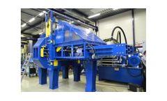 OREX - Organic Press Cleaning System