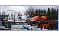 Water treatment solutions for the industrial waters sector
