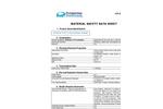 ChitoVan - HV 1.5% Chitosan Acetate - MSDS