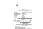 Clear Trax - High Sediment Load Clarifier - 450 Safety Data Sheet
