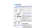 Residual Chitosan Lactate Field Test Instructions Manual