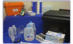 ChitoVan - Portable Water Treatment Monitoring Kit