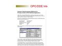 OPC/DDE Interface Flyer