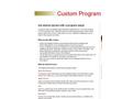Program Setup Information (PDF 159 KB)