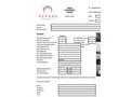 Gasholder Enquiry Sheet Brochure