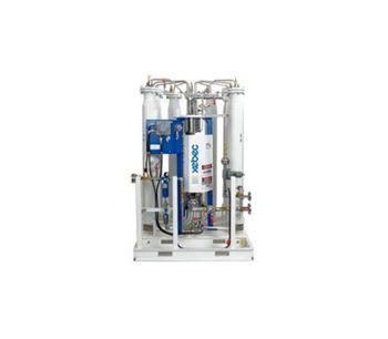 BGX Solutions - Model M-3200 - Biogas Purification PSA Systems