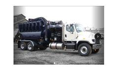 GapVax - Model HV Series - Industrial Vacuum Truck