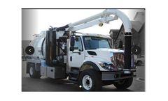 GapVax - Model VHE Series - Hydro Excavator