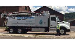 GapVax/Wiedemann - Water Recycle Truck