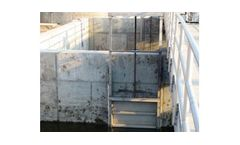 Model GH-29 - Tapered-Wedge Stainless Steel Gates