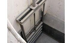 Golden Harvest - Model GH-40 & GH-44, GH-46 - Aluminum & Stainless Steel Slide Gates