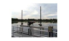 Model GH 60 & GH-66 - Aluminum & Stainless Steel Weir Gates
