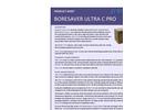 BoreSaver Ultra C Pro Brochure
