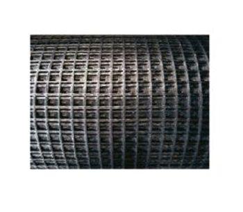 Warp knitted Fiberglass Geogrid-1
