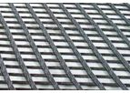 Shenzhou - Super High Tensile Strength Polyester Uniaxial Geogrid