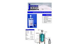 Sub-Boiling Stills-DST-1000 Brochure