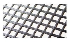 ACEGrid - Model GA - Bitumen Coated Fiberglass Geogrids