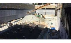 Building & construction technology solutions for bentonite-based waterproofing industry