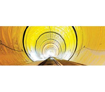 Building & construction technology solutions for tunnel waterproofing solutions industry - Manufacturing, Other-1