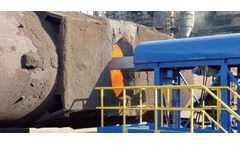Steel & industrial refractories solutions for laser measurement systems sector
