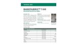 BASEFABRIC T-60 Non-Woven Geotextile Fabric - Technical Data