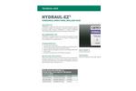 HYDRAUL-EZ Horizontal Directional Drilling Fluid - Technical Data Sheets