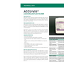 ACCU-VIS - Liquid Drilling Fluid Polymer - Technical Data Sheets