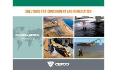 Environmental Products Overview - Brochure