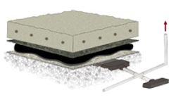 Liquid Boot - Model 500 - Spray-Applied Gas Vapor Barrier
