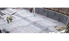 Voltex - Bentonite-Geotextile Waterproofing System