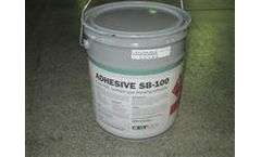 Model SB-100 - Solvent-Based Contact Adhesive