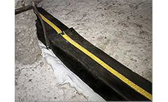 Waterstop - Model RX - Flexible Strip Concrete Construction Joint