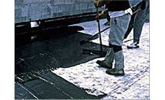 Model LDC 60 - Fluid Applied Waterproofing Membrane