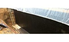 Hydrofix - Fluid-Applied Waterproofing Membrane