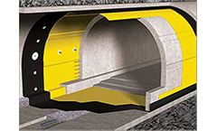 Model T-Series - Tunnel Waterproofing Membranes
