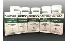 CETCO - Model MX-80 - 30-100 Mesh Bentonite